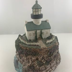 VINTAGE Music Box Co. Lighthouse